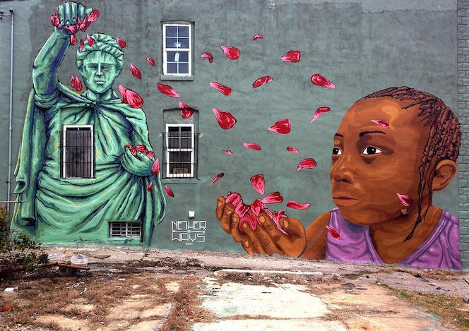 The World That Brought Us Freddie Gray